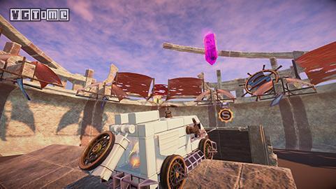 船新冒险之旅 独立游戏《沉浮》一起浪测试开启