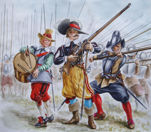 同一个祖宗!中世纪西班牙和葡萄牙军队:合并60年我们也不一样