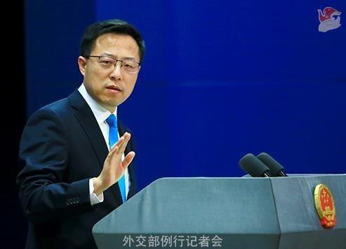 晚报|赵立坚嘲讽美国 美官员妄称中国威胁巨大