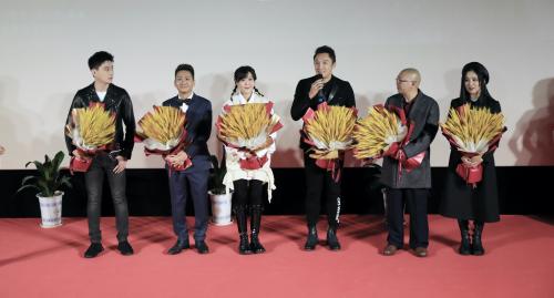《大傩·董春女》定档12月4日上映 李金铭演绎传奇人生