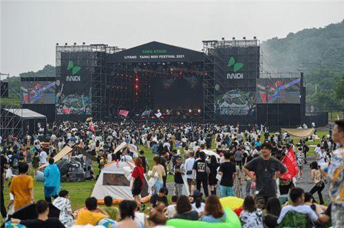 今年太湖迷笛音乐节有何不同?绝对不止是舞台多!