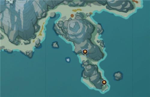 原神龙脊雪山遗迹重机位置分布一览