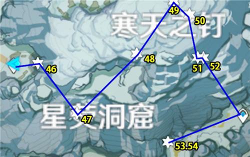 原神绯红玉髓位置分布和收集攻略介绍