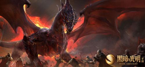 魔幻沙盒《黑暗与光明手游》二月将迎重大更新,驯养玩法即将开放