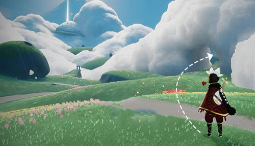 光遇云顶浮石冥想在什么位置