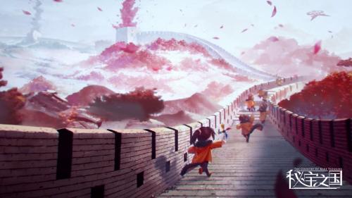 首部文物拟人动画《秘宝之国》惊喜不断
