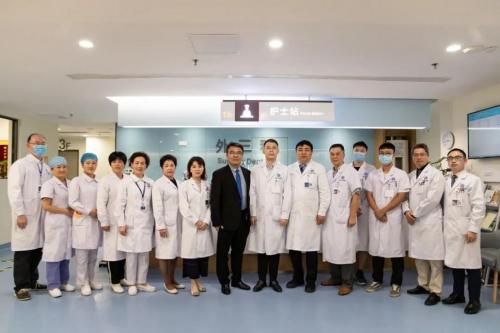 生命奇迹!前海人寿广州总医院成功救治90%大面积烧伤患者!