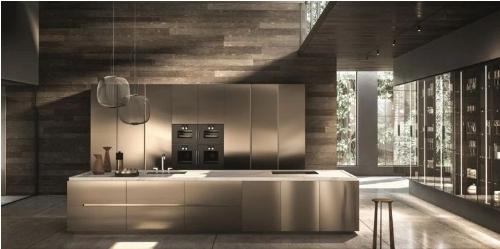 打破标品束缚,斯沃德厨柜个性定制,重新定义高奢厨房艺术