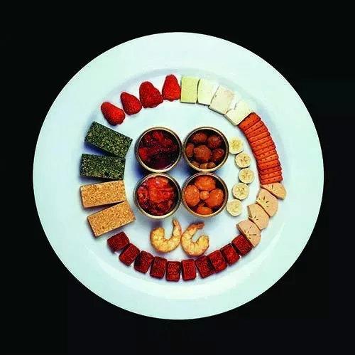 丰富多彩的航天食品