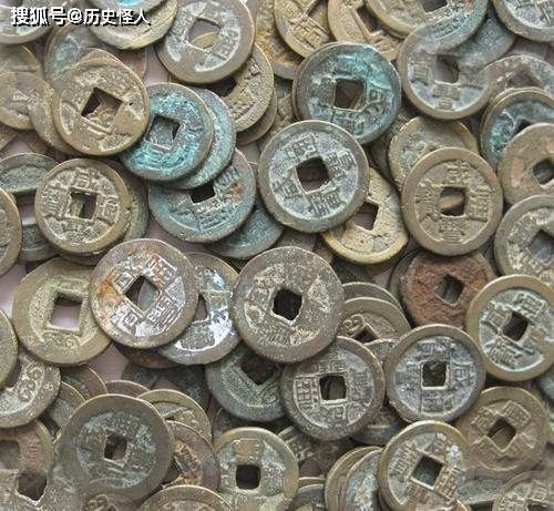 新的皇帝上任时,前朝的铜钱该怎么处理?
