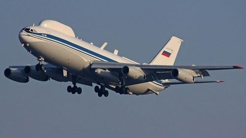 """俄开始建造新""""末日飞机"""",在核战争下继续指挥"""