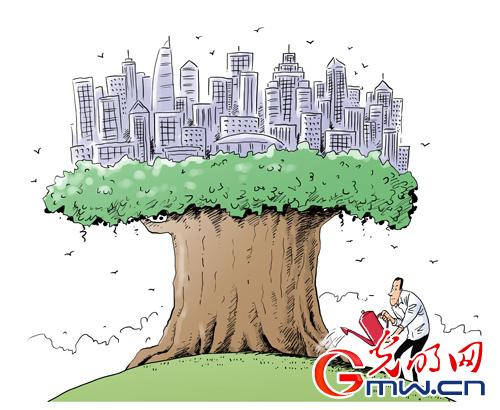 【实践新论】推动经济社会发展全面绿色低碳转型