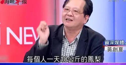 """台湾""""菠萝闹剧"""":拿民众的钱洗民众的脑!"""