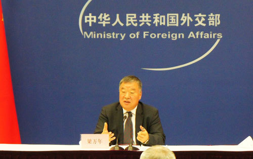 外交部就中国-世卫组织新冠病毒溯源联合研究举行吹风会