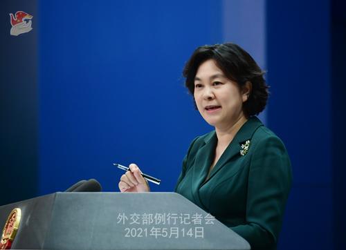 许多在华美籍记者证件过期?外交部回应