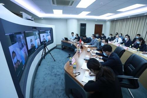 中印举行边境事务会议:妥善解决边界西段剩余问题