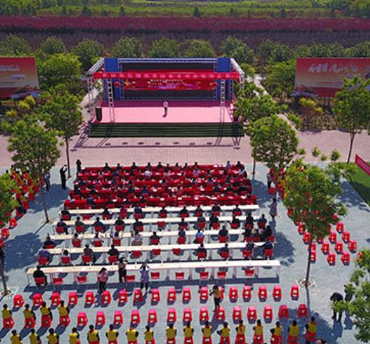 济南长清金谷园:让红色基因、革命薪火代代传承