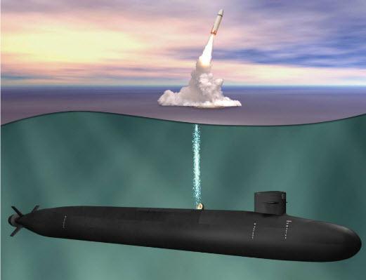 美国下一代战略核潜艇单价超过150亿美元