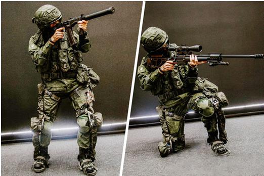 """""""军队-2021""""令人关注的新武器"""