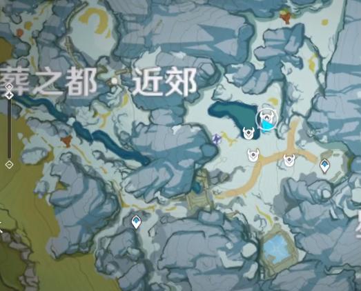 原神雪山大勘测任务怎么完成
