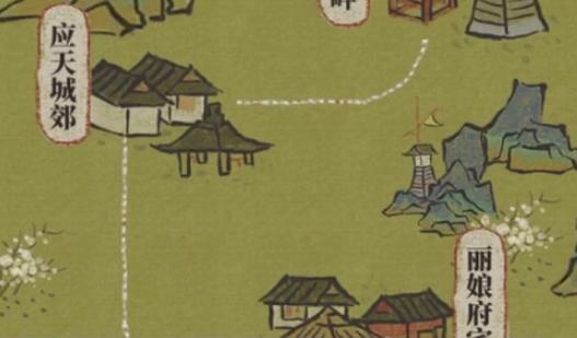 江南百景图水稻获取位置在哪里