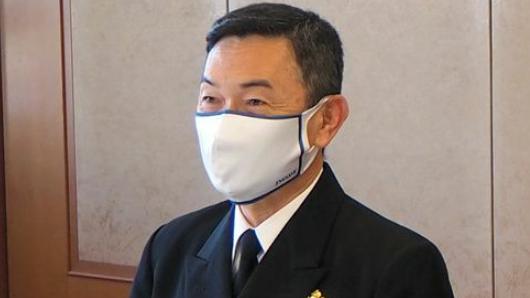 日本海上自卫队发生疫情 一把手、二把手双双确诊