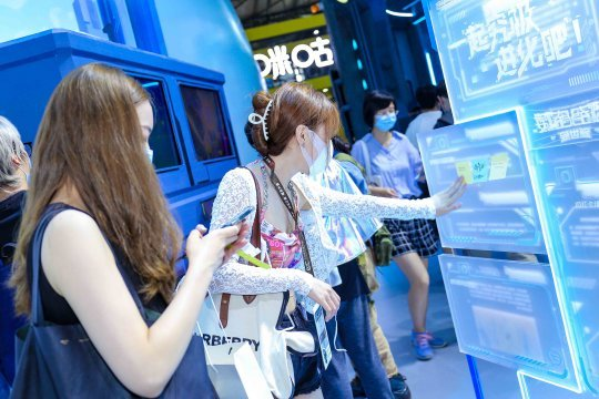 2021ChinaJoy《数码宝贝:新世纪》展区火热回顾