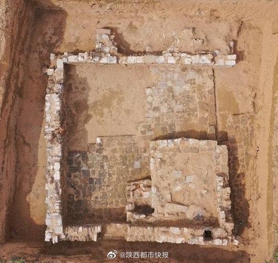 最新考古发现!陕西考古发现罕见明长城营堡(图)