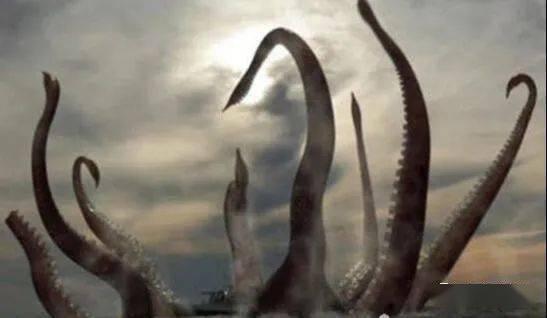 世界十大未确认生物体,面目狰狞,真实存在?