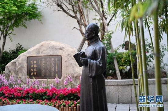 中国历史文化街区里的严复故居—福州郎官巷