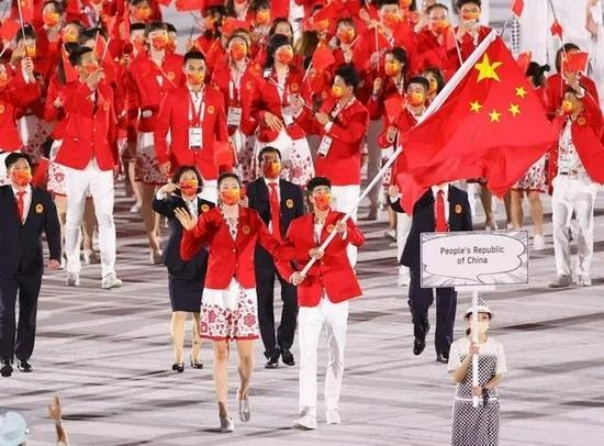 预留学:透过奥运会看体育事业发展