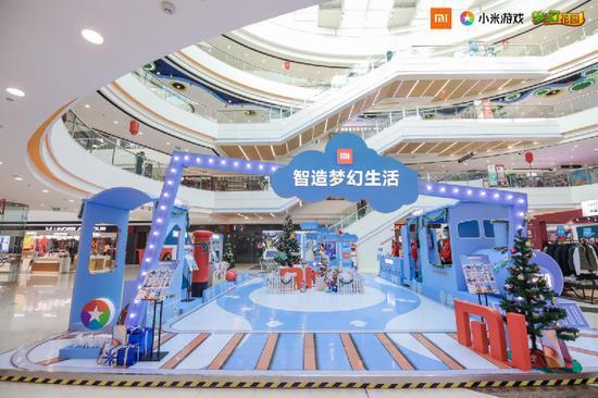 小米游戏联动《梦幻花园》:小米智能家居首次游戏植入