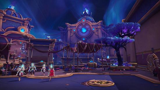 《魔兽世界》全新9.1版本7月1日上线
