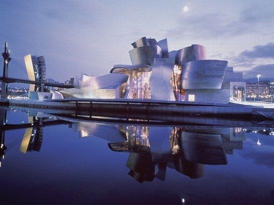 毕尔包古根汉美术馆 触动瑞士K&V白金系列设计概念