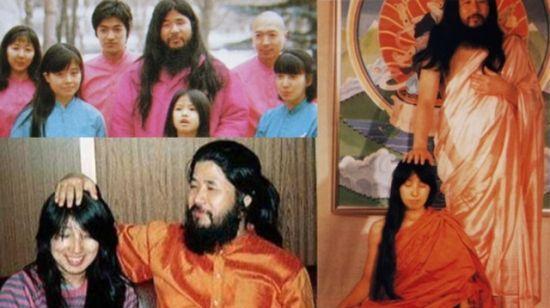 日本下令解散奥姆真理教