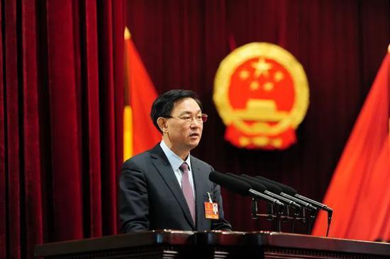 张志军任吉林省委常委、长春市委书记