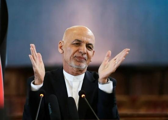 俄媒称阿富汗总统目前在阿曼