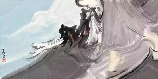 """形神有度 诗画相融——新现实主义水墨艺术的首倡者、著名画家张望谈艺术创作中的四""""新"""""""