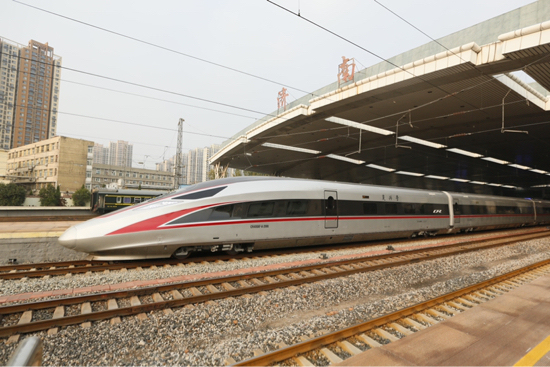 新列车运行图实施后,济南将有百余趟列车开往嘉兴、福州、临沂、威海等多个红色旅游地市
