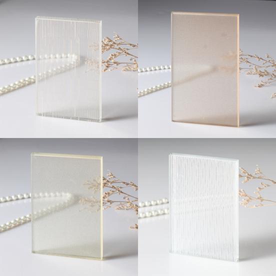 恒泰润淋浴房:夹丝玻璃,为您的安全保驾护航!