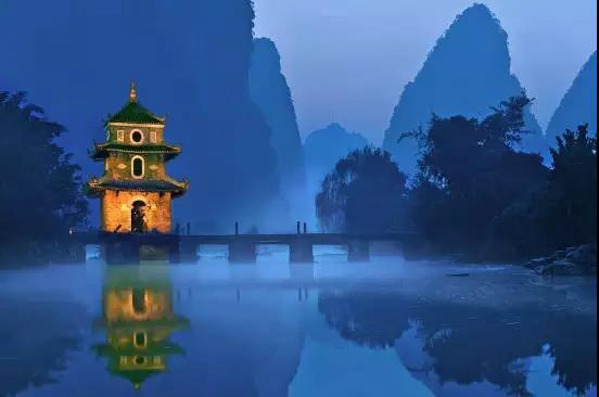 广西隐秘湖光、水色、美食、休闲之旅