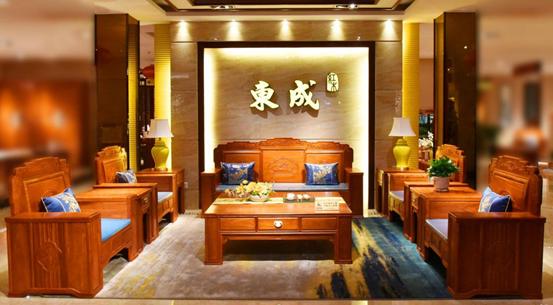 东成红木|源自千年的国粹传承,镌刻红木高雅之韵
