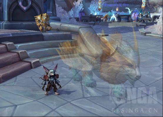 魔兽世界9.0幽灵宠物获得方式汇总