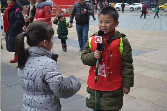 每晚23:10重庆电视台《小小渝记》为自信发声,成就精彩!