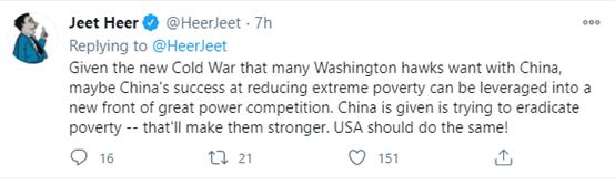 美国记者称赞了中国,但这些话没有出现在他的报道里