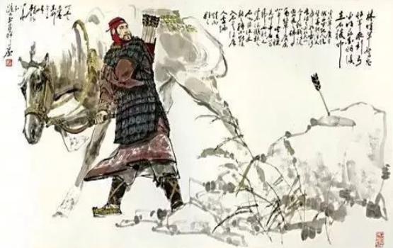 碰上李广,司马迁就偏心?飞将军的这些违法行为分分钟上汉朝头条