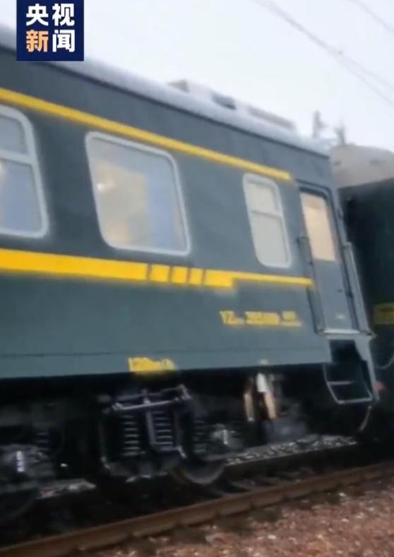 K599次列車回撤途中再困新鄉 國鐵官微暫未通報