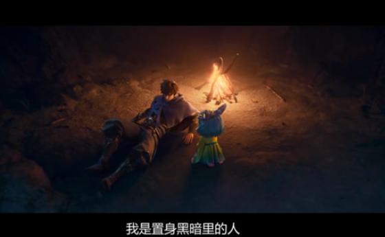 王者荣耀澜在CG动画剧情中死了吗
