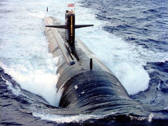 """美智库忽悠日本潜艇当炮灰:上前""""封堵中国海军"""""""