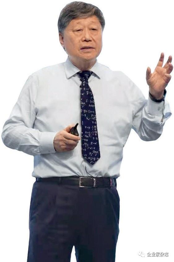 张瑞敏:人单合一,开创商业新生态